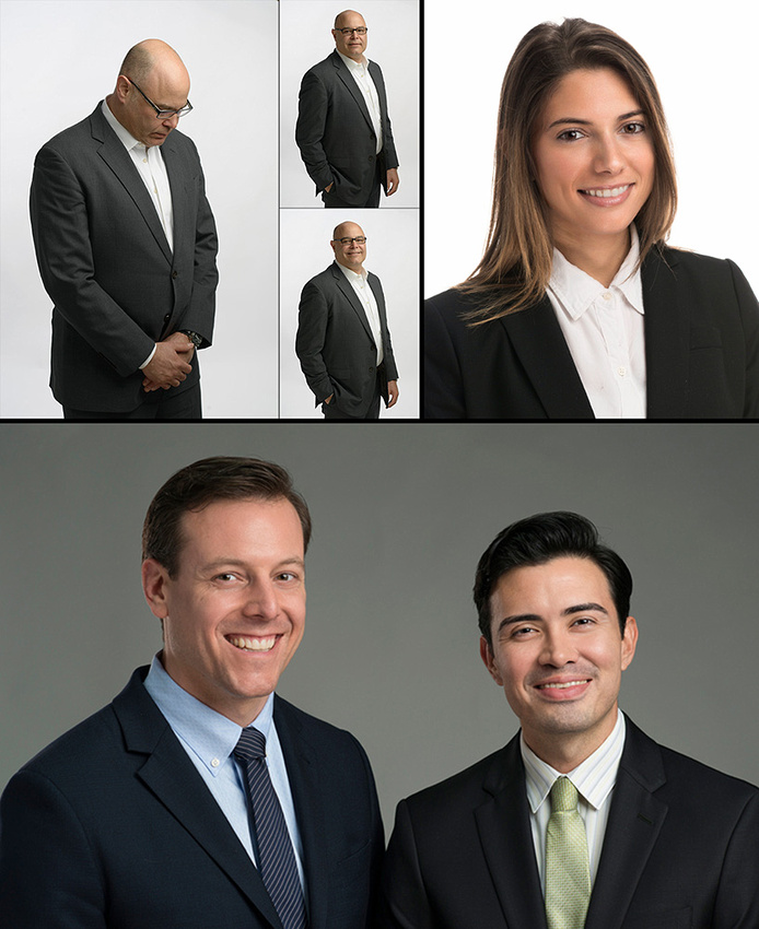 Long Island business head shots
