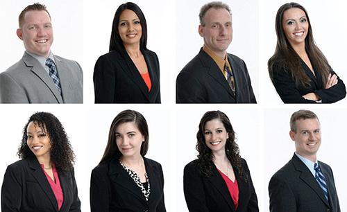 Long Island business head shots