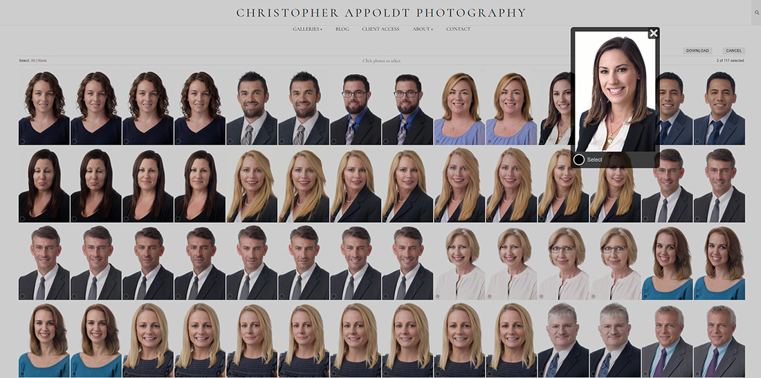Long Island business head shot photographer
