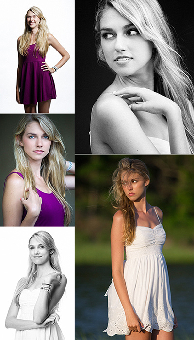 Long Island Head Shots for Modeling